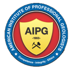 Logo of American Institute of Professional Geologists