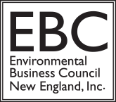 Logo of Environmental Business Council of New England